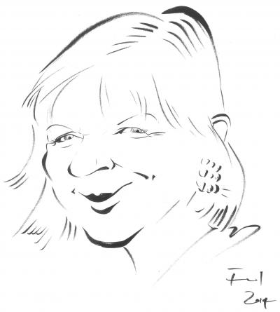 Elisabeth Lübberstedt-Hobohm Portrait